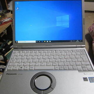 (格安)Panasonic ノートPC   第六世代Core i5搭載