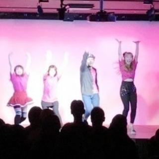 ダンス初心者大歓迎!アーティストカバーダンススクール発表会