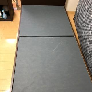 ニトリ シングルベッド フレーム
