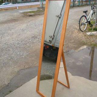 全身鏡 スタンドミラーの画像