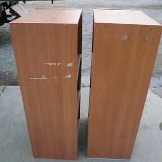 カラーボックス 3段 収納 セット - 家具