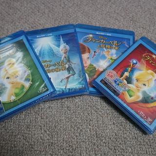 Walt Disney ティンカー・ベル ブルーレイ+DVD4点...