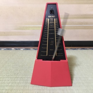SEIKO 振り子 メトロノーム 箱付き