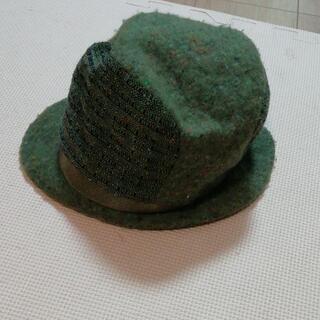 カシラ ハット 帽子 CA4LA ウィーブトシ