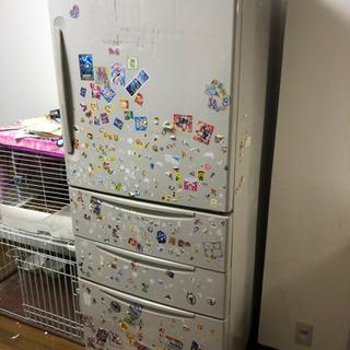 あげます!貰ってください!96-7年 12月製 日立 冷蔵庫