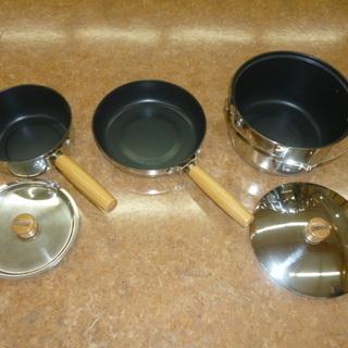 Coleman(コールマン)の鍋セット