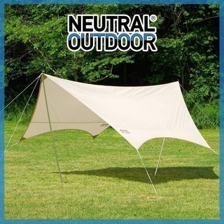 NEUTRAL OUTDOOR タープ