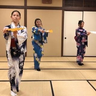 1DAY zoom やさしい日本舞踊講座