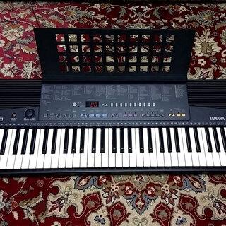 【再掲載】YAMAHA PSR-210 キーボード 61鍵