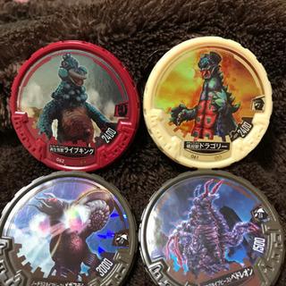ウルトラマン アバレルボウルメダル4個(新品)