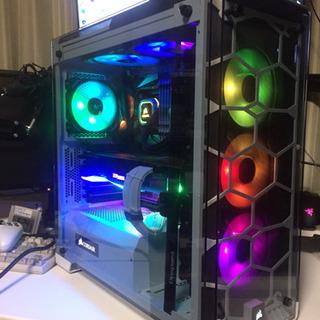 ゲーミングPC 8700K RTX2080 ハイスペック
