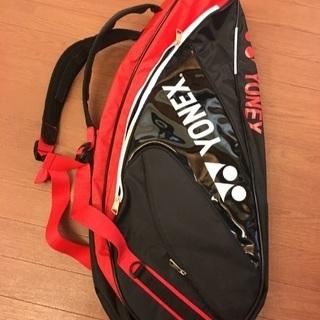 テニスラケットバック 中古 美品 ヨネックス