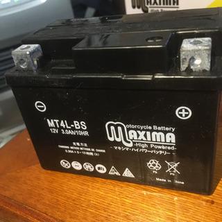 バイク バッテリー 互換 YT4L-BS/GT4L-BS FT4...