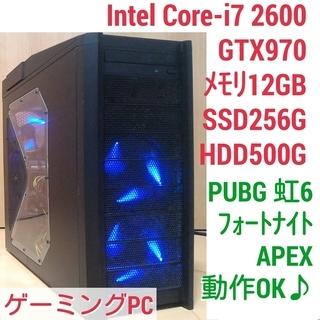 爆速ゲーミング Intel Core-i7 GTX970 メモリ...