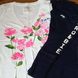 アバクロンビー&フィッチ Tシャツ4枚(内1枚はおまけ)