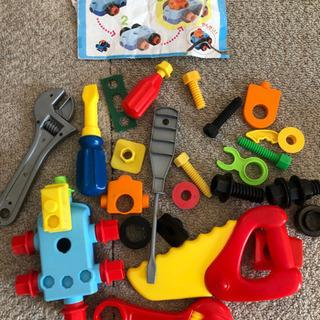 工具おもちゃ
