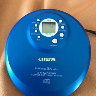 CDプレーヤー aiwa  XP-V330