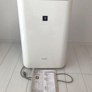 SHARP 加湿空気清浄器