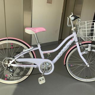 子供用自転車 ブリヂストン ワイルドベリー 22インチ