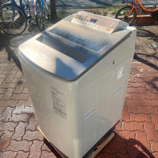 【最大90日保障🐢】Panasonic 10kg洗濯機 NA-F...