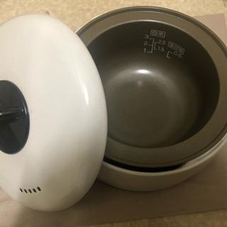 炊飯器 炊飯専用釜