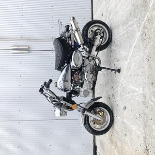 保証付 中華モンキー 125cc 程度極上 キック1発始動 激安...