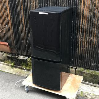 三菱電機 2ドア冷蔵庫 MR-P15T-W