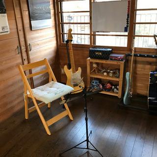 只今1か月無料体験実施中!荒木ギター教室。