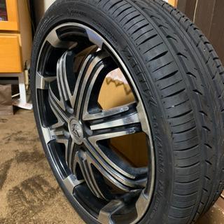 カシーナV1 15インチ タイヤほぼ新品 売ります