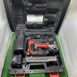MAX 充電式フィニッシュネイラ TJ-35FN1 中古品