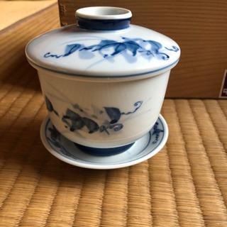 茶碗蒸しの器 10客セット 【有田焼】箱入り