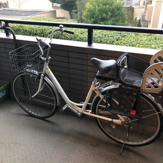 自転車 子供乗せ ブリジストン