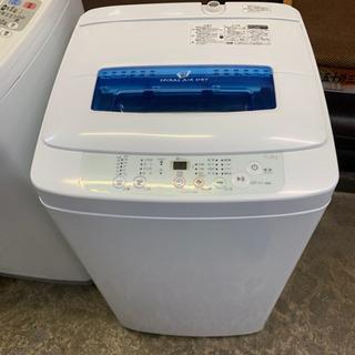 ハイアール 4.2kg全自動洗濯機 JW-K42K 2016年製...