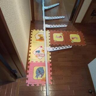 片足突っ張り棒