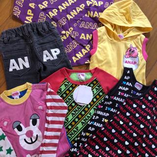 ANAP kids7点セット★美品★90〜100