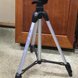 中古 カメラ 三脚 SLIK  3段 縮長 57.5  全高 1...