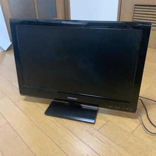液晶テレビ 47センチ×27センチ