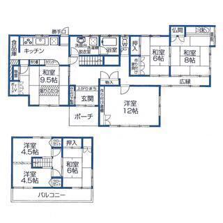 姫路奥座敷で純和風な佇まいレンタル住居(お買い求めでも可)