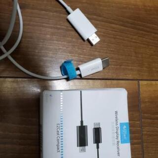 EZCAST USB to HDMI 変換 無線ディスプレイドングル