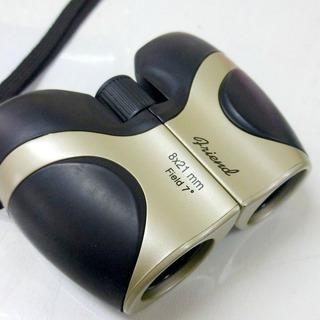 コンパクト双眼鏡 Friend 8×21mm 中古