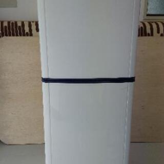 冷蔵庫140L シャープ