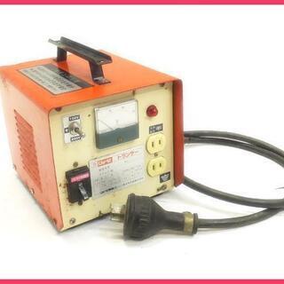 [N0217A] リョービ 変圧器 トランサー T-30 単相 ...