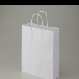 紙袋&ショップビニール袋を売ってください
