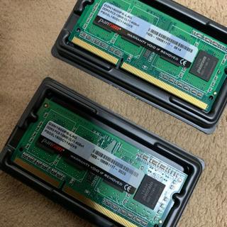 ノートPC用 メモリ PC3-12800(DDR3-1600) ...