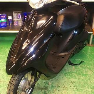 バイク屋の安心の整備済み!アドレスV50!黒美車Fタイヤ新品!