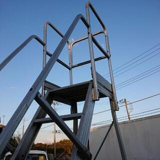 アルミ  倉庫用ハシゴ