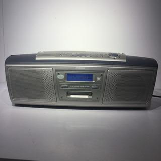 #3386 ビクター CD-MD PORTABLE SYSTEM...