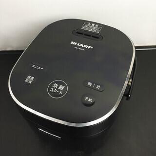 中古美品☆SHARP 炊飯器 KS-CF05A