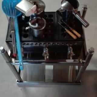 業務用たこ焼き器