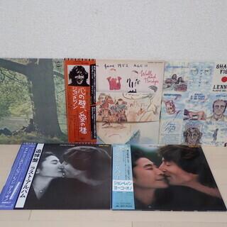 JOHN LENNON ジョン・レノン / LP全5枚 帯付き3...